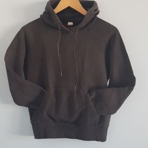 H&M Divided dark grey hoodie